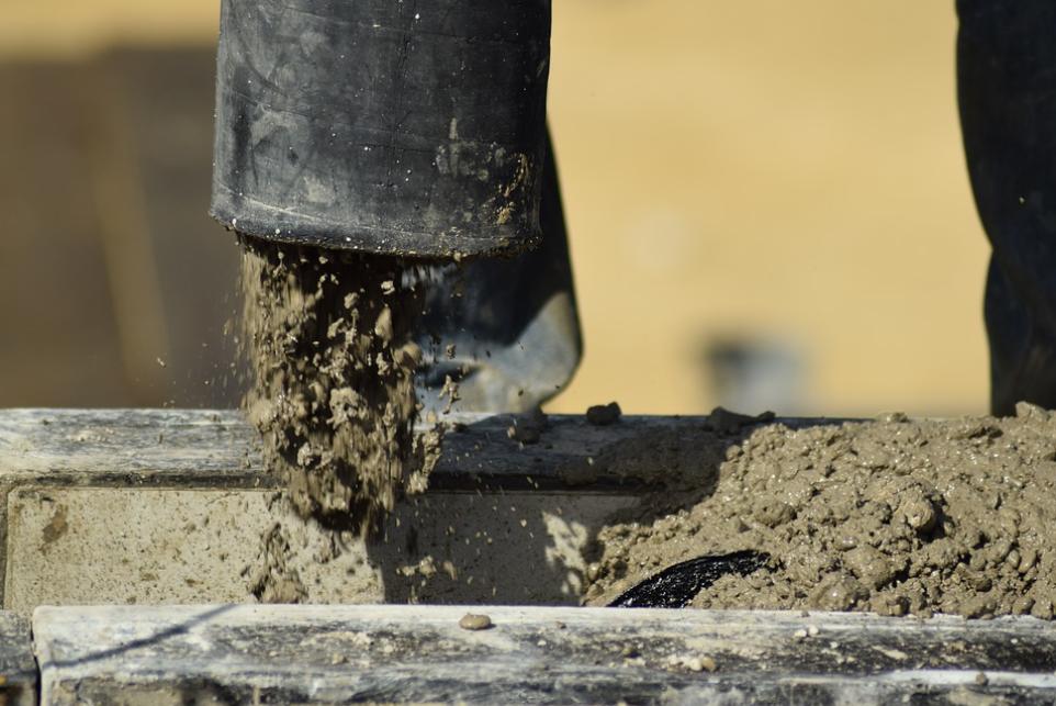 this image shows fresno concrete line