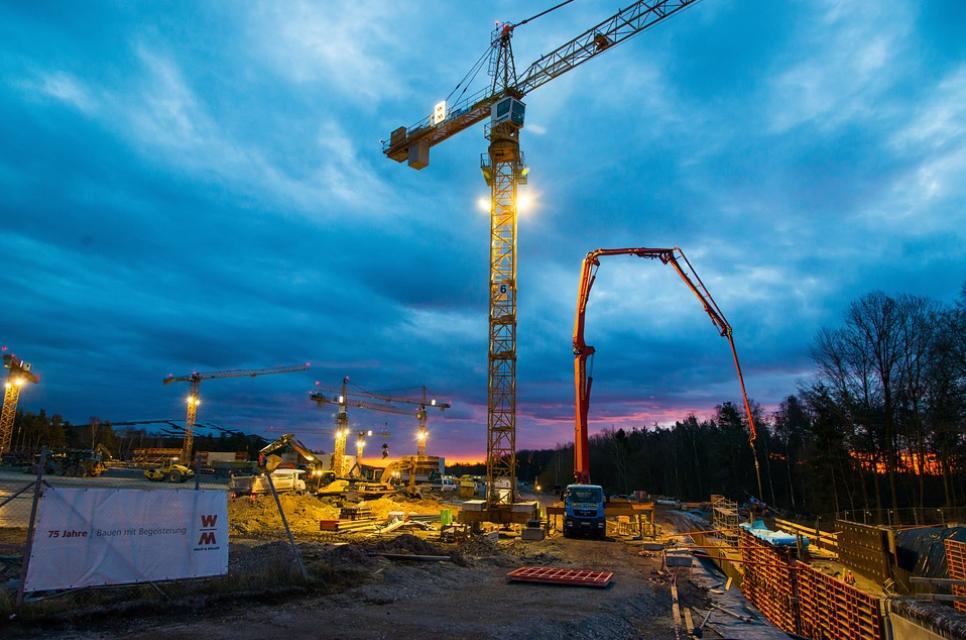 this image shows fresno concrete pumping